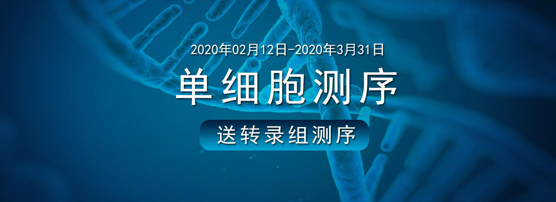 伯豪生物单细胞测序送转录组测序!
